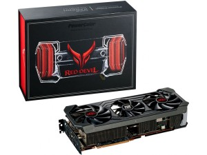 Представлена карта PowerColor Radeon RX 6900 XT Red Devil Limited Edition
