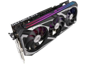 Представлена 3D-карта ASUS GeForce RTX 3060 ROG Strix
