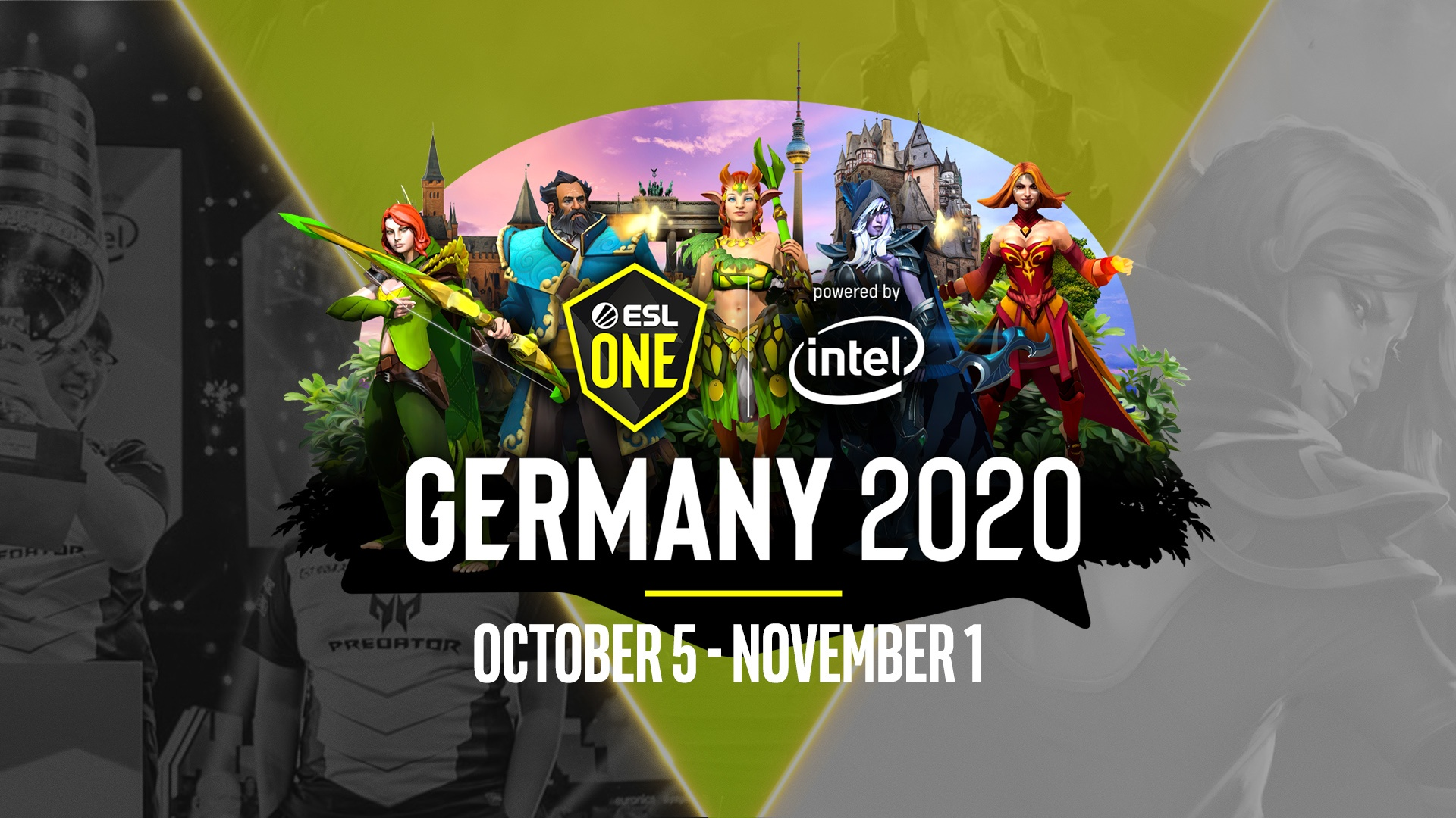 Team Liquid - чемпион ESL One Germany 2020