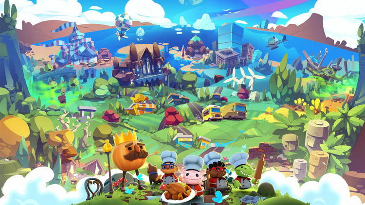 В Overcooked! All You Can Eat появятся режим помощи и настройки доступности