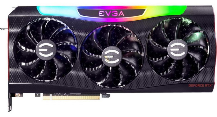 EVGA выпустила BIOS для видеокарты GeForce RTX 3080 FTW3 Ultra с увеличением лимита TDP до 450 Вт