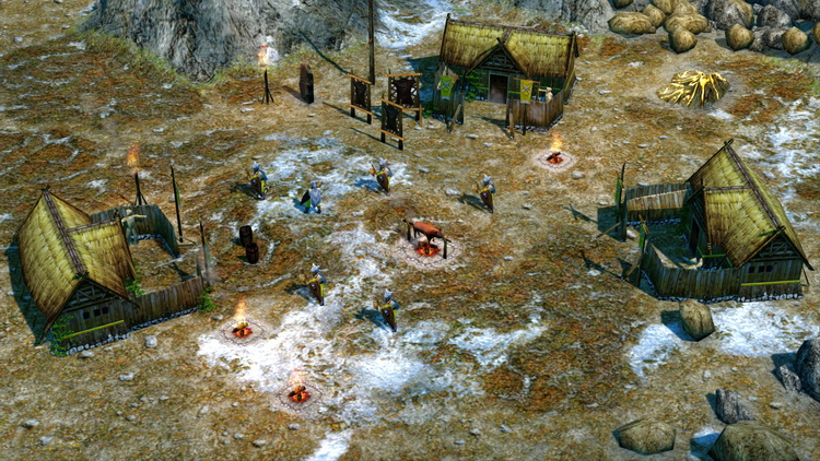 Авторы Age of Empires не забыли об Age of Mythology