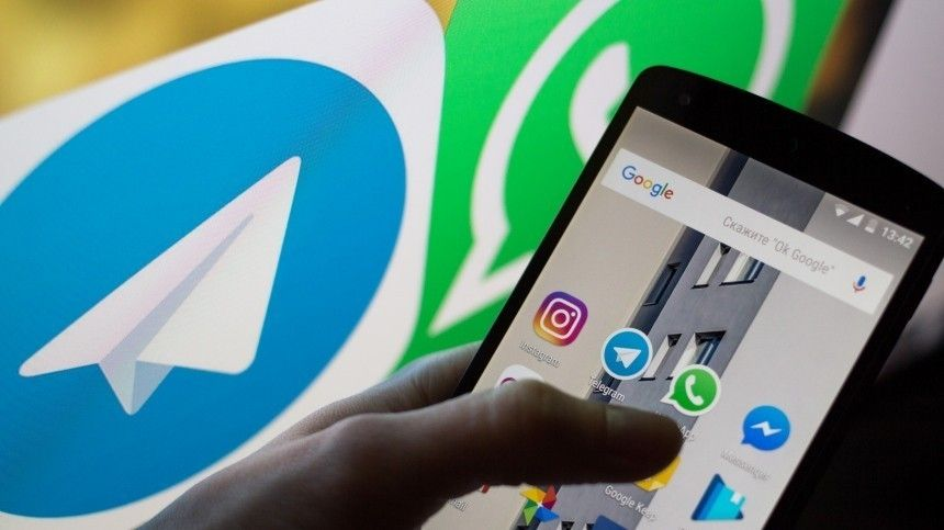 Дуров заявил о массовом переходе пользователей WhatsApp в Telegram
