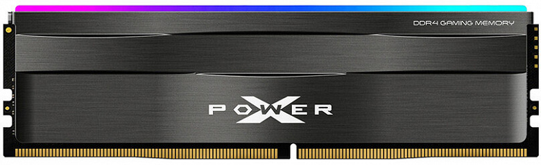 Модули памяти Silicon Power Xpower Zenith DDR4 доступны в вариантах с подсветкой и без нее