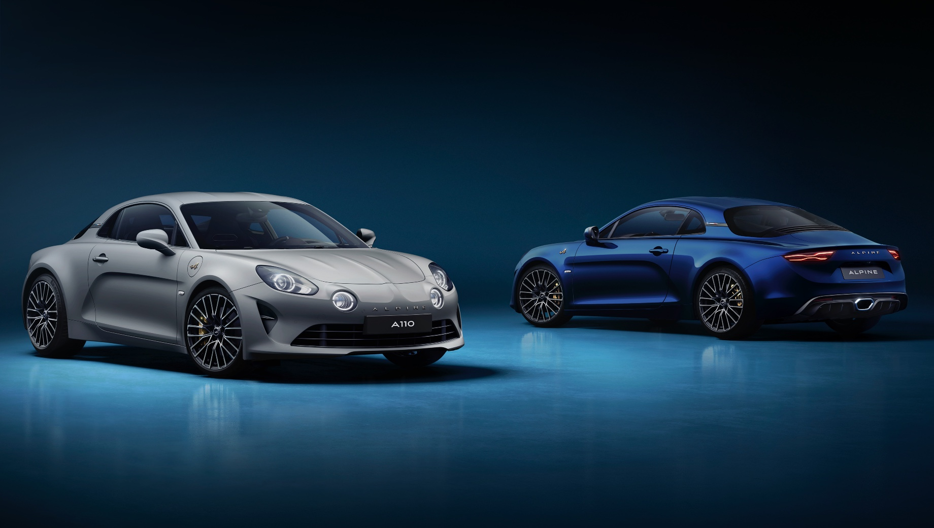 Купе Alpine A110 Legende GT переродилось с новыми силами